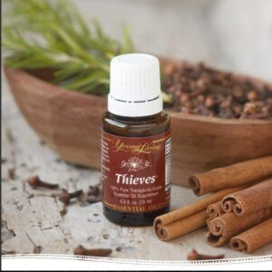 mezcla de aceites thieves para fortalecer las defensas de manera natural