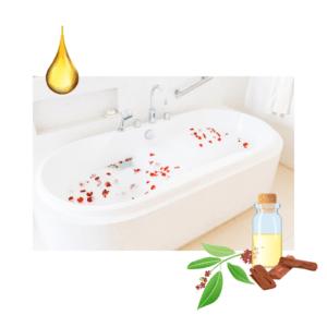 baño de aceites esenciales shambala insomnio