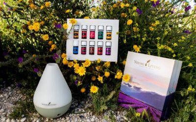 Kit de inicio Young Living, lánzate a la Aromaterapia